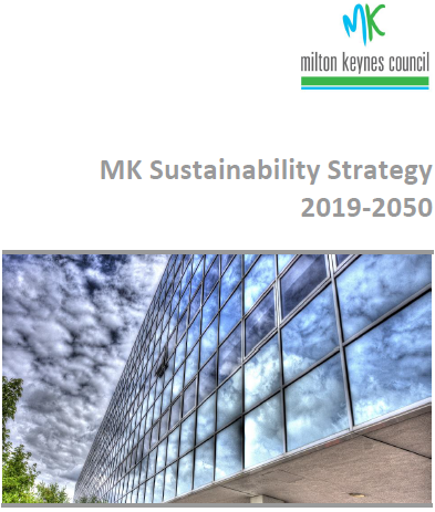 MK Sustainbility Strategy cover image