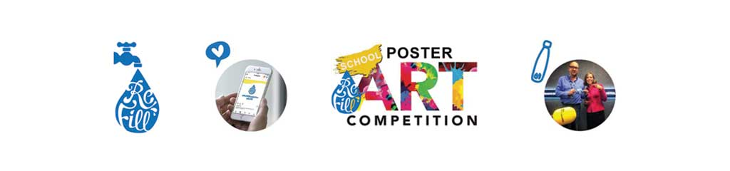 Refill Scheme: Schools' Poster Competition