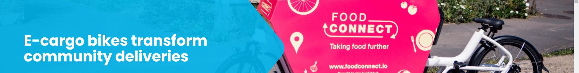 Milton Keynes e-cargo bikes
